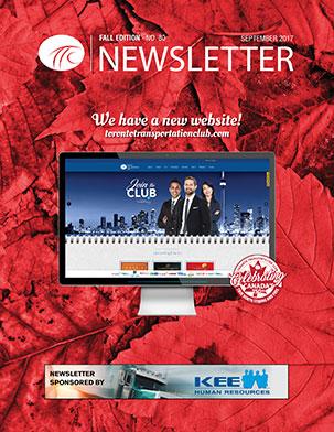 TTC newsletter Fall 2017