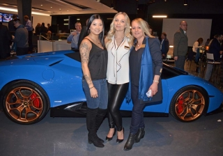 Toronto Transportation Club Exotic Car Event