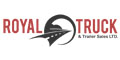 Royal Truck Sponsorship Logo