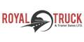 Royal Truck Sponsorship Logo